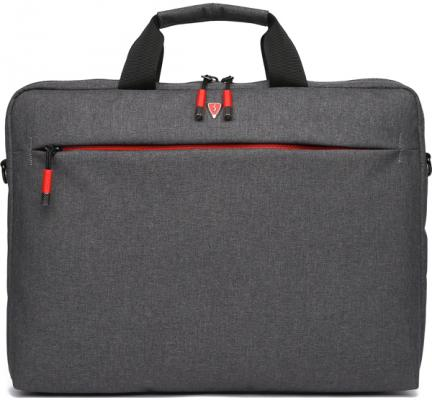"Сумка для ноутбука 16"" Sumdex PON-201GY полиэстер серый сумка для ноутбука 15 sumdex pon 321nv синий"