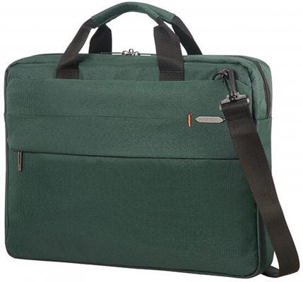 """Сумка для ноутбука 17.3"""" Samsonite CC8*003*04 полиэстер зеленый сумка для ноутбука samsonite сумка для ноутбука 15 6 xbr 44 5x34x24 5 см"""