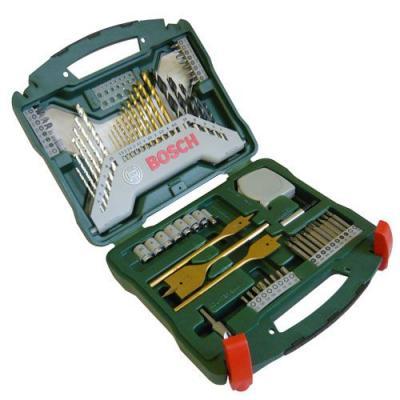 Набор инструментов Bosch X-Line 70предметов + плоскогубцы 2607017197 bosch x line 15 2607019579