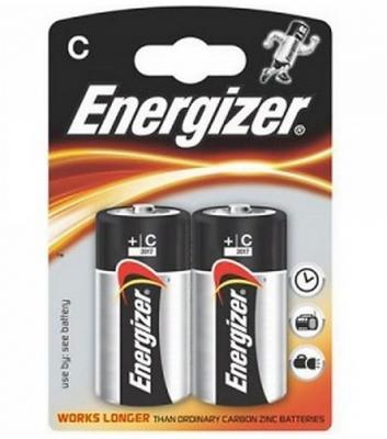 ENERGIZER Батарейка алкалиновая MАХ HR14/E93 тип С 2шт