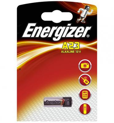 ENERGIZER Батарейка алкалиновая 23А FSB 1шт energizer chvc3 base eu e300320900
