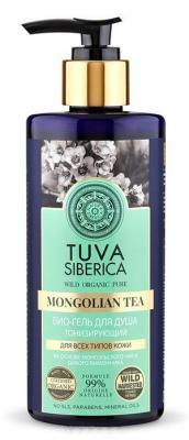 Гель для душа NATURA SIBERICA Tuva - тонизирующий 300 мл natura siberica tuva био маска для роста волос укрепляющая 300 мл