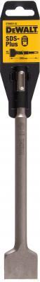 Зубило DeWALT DT6803-QZ плоское, SDS+, 250x40мм
