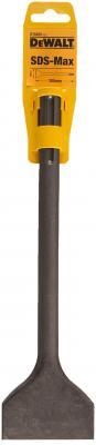 Зубило DeWALT DT6825-QZ плоское, SDSMAX, 300x80мм цена