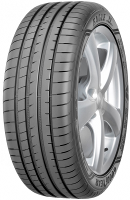Шина Goodyear Eagle F1 Asymmetric 3 235/45 R17 97Y шина goodyear efficientgrip 235 45 r17 94w лето