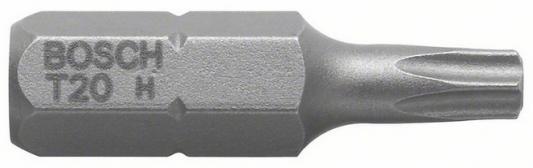 Бита BOSCH EXTRA-HART T30 25 мм, 3 шт. (2.607.001.622) 3шт. бита torx t25 25 мм 3 шт bosch профи