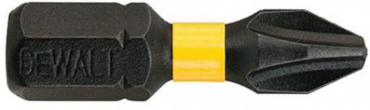 Бита DEWALT DT7994T-QZ ударная IMPACT Torsion Ph2 25мм (5 шт) бита практика 776 560 ph2 pz2 110мм