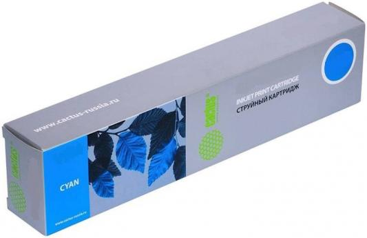 Картридж Cactus CS-F6T81AE для HP PageWide Pro 452dw/Pro 477dw голубой for hp 973 973a remanufactured ink cartridge for hp pagewide pro 352dw 377dw 452dn 452dw 477dn 477dw 552dw 577dw 577z printer