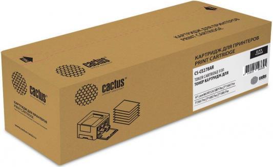 Картридж Cactus CS-CE278AR для HP LJ P1566/P1606w черный 2100стр картридж profiline pl ce278a для hp lj pro p1560 p1566 p1600 p1606dn m1536 2100стр