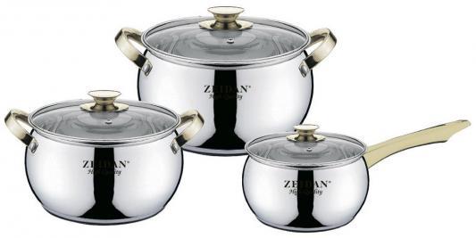 Набор посуды Zeidan Z-50620 набор посуды zeidan z 51101