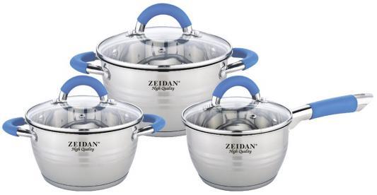 Набор посуды Zeidan Z-50622 набор посуды zeidan z 51101