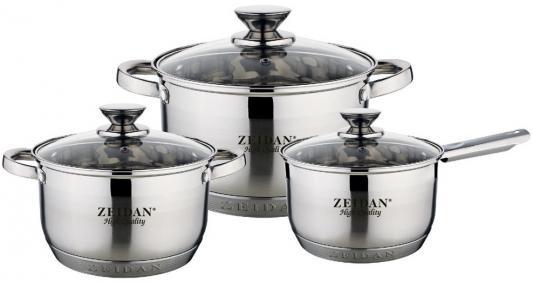 Набор посуды Zeidan Z-50625 набор посуды zeidan z 51101
