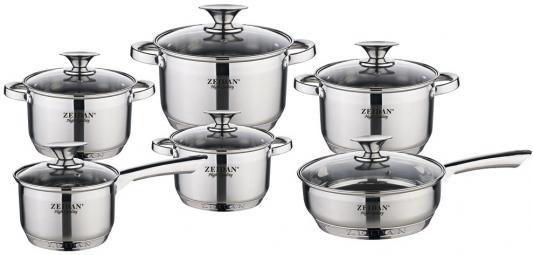 Набор посуды Zeidan Z-51205 цена 2017