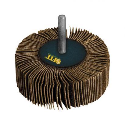 Круг Лепестковый Радиальный (КЛ) FIT 39564 для дрели 60 х 20 х 6мм ( р80 ) круг лепестковый радиальный кл fit 39603 для дрели 80 х 40 х 6мм р60