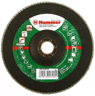 Лепестковый круг 180 Х 22 Р 60 тип 1 КЛТ Hammer Flex 213-014 Круг лепестковый торцевой 125 х 22 р 60 тип 1 клт hammer flex 213 008 круг лепестковый торцевой