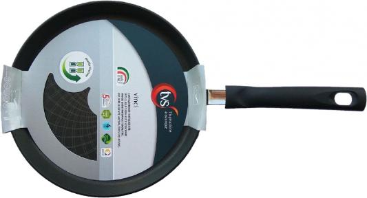 Сковорода блинная TVS Vinci 17062253320101 25 см алюминий tvs basilico