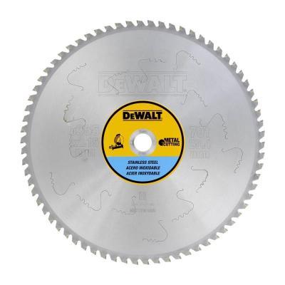 Круг пильный твердосплавный DEWALT DT1914-QZ Ф216/3048 TCG -5° EXTREME по алюминию