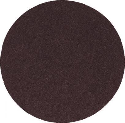 Круг шлифовальный FIT 39655 5шт алюм.-оксид. 125мм с липучкой (р100) диск шлифовальный с липучкой fit 125 мм