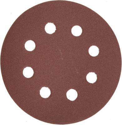 цены Круг шлифовальный ЗУБР 35563-125-1000 МАСТЕР велкро без отверстий P1000 125мм 5шт.