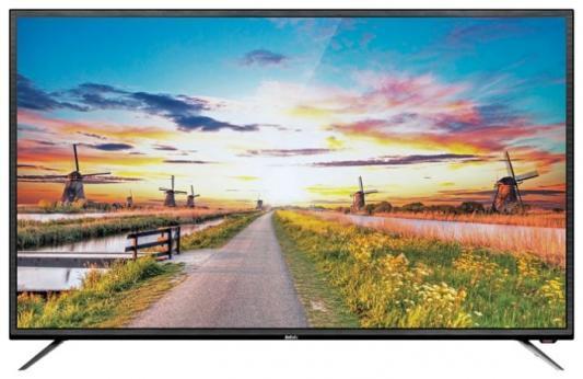 Телевизор BBK 55LEX-6027/UTS2C черный led телевизор bbk 55lex 6042 uts2c r 55 ultra hd 4k 2160p черный