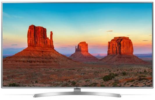 Телевизор LG 55UK6710PLB титан крышка нижняя lg g5 se титан