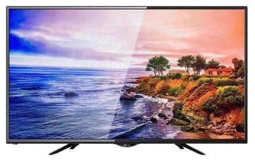 Телевизор POLAR 39LTV5001 черный стилус polar pp001