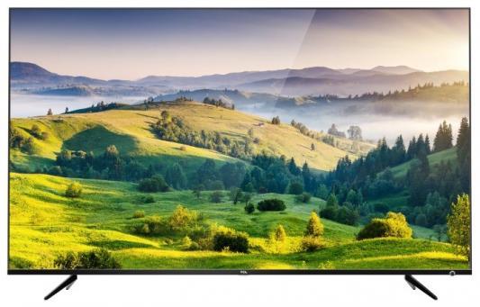Телевизор TCL L55P6US черный телевизор tcl
