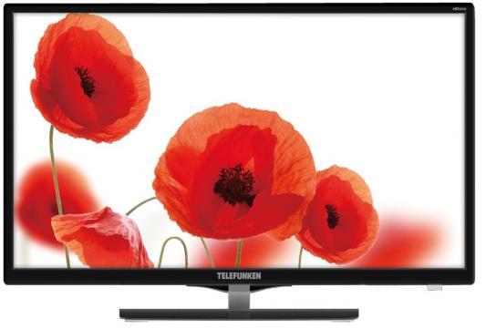 Телевизор Telefunken TF-LED24S41T2 черный
