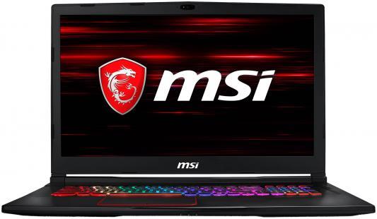 Ноутбук MSI GE73 8RF-096XRU Raider RGB Edition (9S7-17C512-096) ноутбук msi ge73 raider rgb 8rf 096xru 17 3 intel core i7 8750h 2 2ггц 16гб 1000гб nvidia geforce gtx 1070 8192 мб noos 9s7 17c512 096 черный