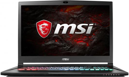 Ноутбук MSI GS73 8RF-028RU Stealth (9S7-17B712-028) цены