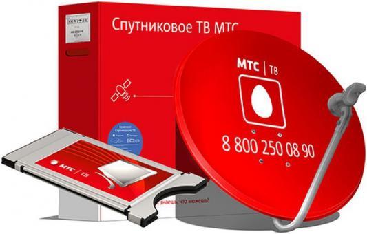 Комплект спутникового телевидения МТС №192