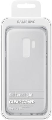 Чехол (клип-кейс) Samsung для Samsung Galaxy S9+ Clear Cover прозрачный (EF-QG965TTEGRU)