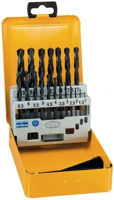 Набор сверл DeWALT DT5913-QZ по металлу HSS-R (19шт.) в металлической кассете набор сверл dewalt dt4904 qz 2 шт по металлу