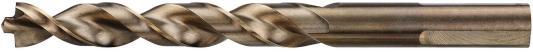 Сверло DEWALT DT4936-QZ Ф7х109х66мм по металлу INDUSTRIAL COBALT 8% 10шт сверло dewalt dt4928 qz ф4 8х86х46мм по металлу industrial cobalt 8% 10шт