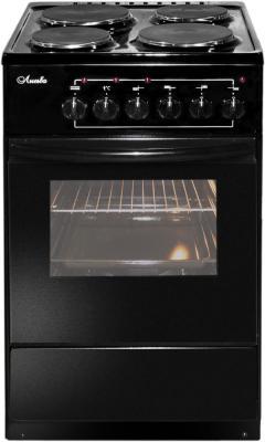 Электрическая плита Лысьва ЭП 402 черный электрическая плита lzbt эп 301 черный