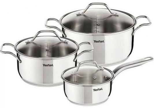 Набор посуды Tefal A702S685 6 предметов (2100102542) набор tefal jamie oliver e874s574