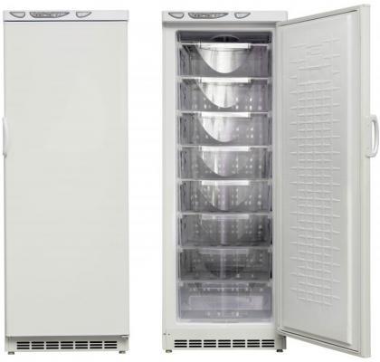 Морозильный ларь Саратов 175 (МКШ-250) белый морозильный ларь kraft bd w 350qx белый