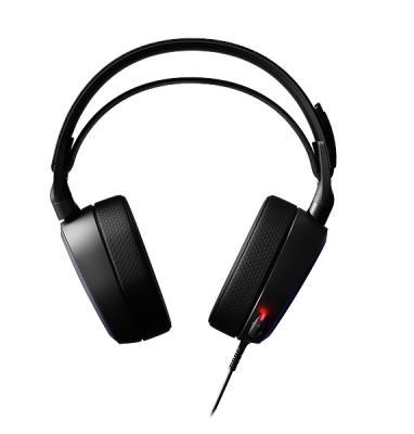 Игровая гарнитура проводная Steelseries Arctis Pro черный