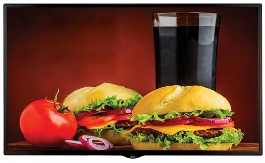 Телевизор LG 49SM5D-B черный плазменный телевизор lg 32se3b b