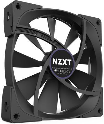 Вентилятор NZXT Aer RGB 120 RF-AR120-B1 120x120x25mm 500-1500rpm mini 6a rgb led rf remote controller