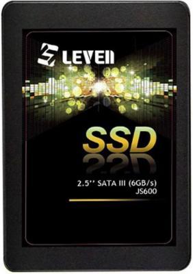 Твердотельный накопитель SSD 2.5 512Gb Leven JS600 Read 560Mb/s Write 550Mb/s SATAIII JS600SSD512GB твердотельный накопитель ssd m 2 64gb transcend mts400 read 560mb s write 160mb s sataiii ts64gmts400