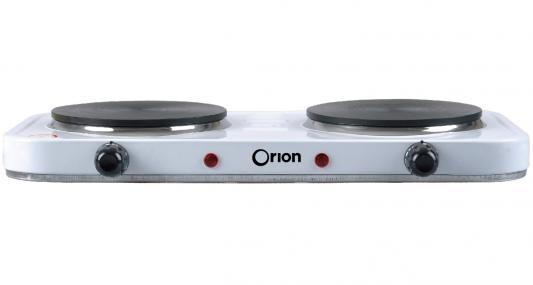 Электроплитка Orion ЭП-2К-ЧГ04-Б белый