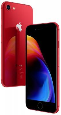Смартфон Apple iPhone 8 256 Гб красный MRRN2RU/A