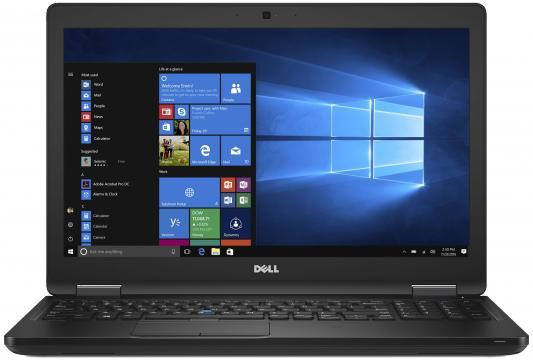 Ноутбук DELL Latitude 5580 (5580-4907) mad dragon new original laptop case for dell latitude 5580 5590 5591 or precision 3520 3530 palmrest case c shell a166u1