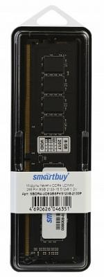 Оперативная память 8Gb PC4-19200 2400MHz DDR4 DIMM Smartbuy SBDR4-UD8GBSPK1024-2400S