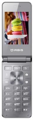 Смартфон Irbis SF20 32 Мб серебристый ноутбук irbis nb99 серебристый nb99