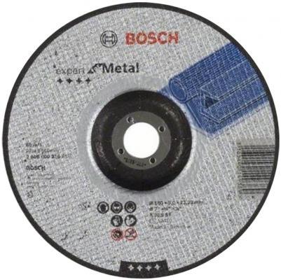 Отрезной круг Bosch 180х3мм 2608600316