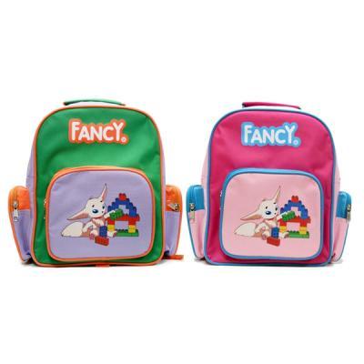 Рюкзак детский, разм.28x23x10 см, мягкая спинка, ассорти 2 цвета|2