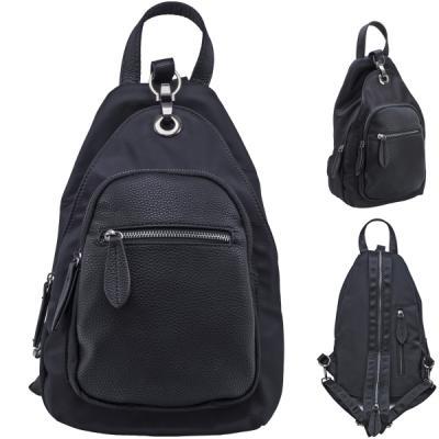 Городской рюкзак Action! AB11304/BK черный AB11304/BK рюкзак городской polar цвет черный 22 5л 15008