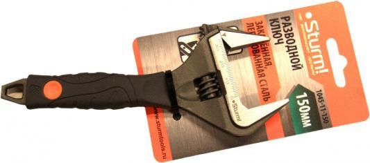 Ключ разводной Sturm 150мм 1045-11-150 стамеска sturm 14мм 10630114